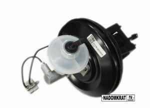 Замена вакуумного усилителя тормоза на ВАЗ 2114