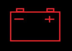 Почему не тухнет значок аккумулятора на приборной панели ВАЗ 2114