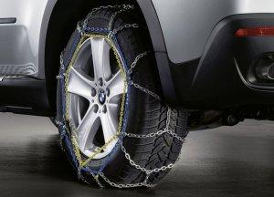 Зачем нужны цепи на колеса?