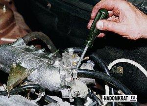Как удалить воздушную пробку из системы охлаждения ВАЗ 2114