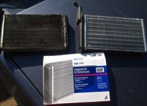 Самостоятельное снятие и замена радиатора печки на ВАЗ 2114