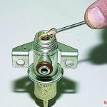 Регулятор давления топлива ВАЗ 2114