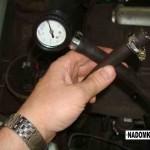 Замер давления в рампе ВАЗ 2114