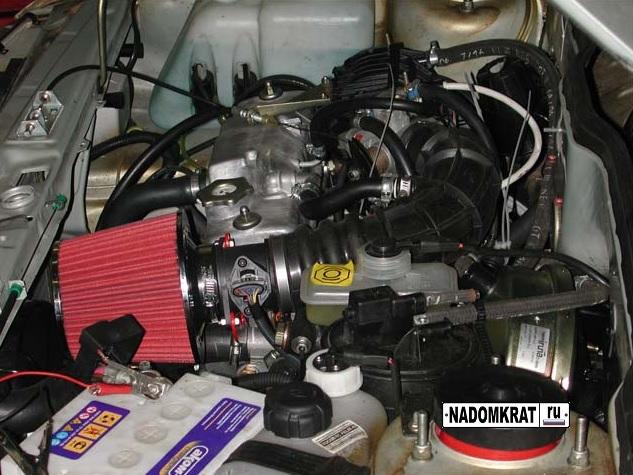 Ремонт двигателя ваз 2114 инжектор своими руками