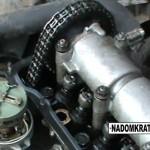 Правильная натяжка цепи ГРМ на ВАЗ 2107
