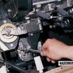 Правильная натяжка ремня генератора на ВАЗ 2114