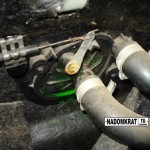 Осуществляем замену крана отопителя на ВАЗ 2114