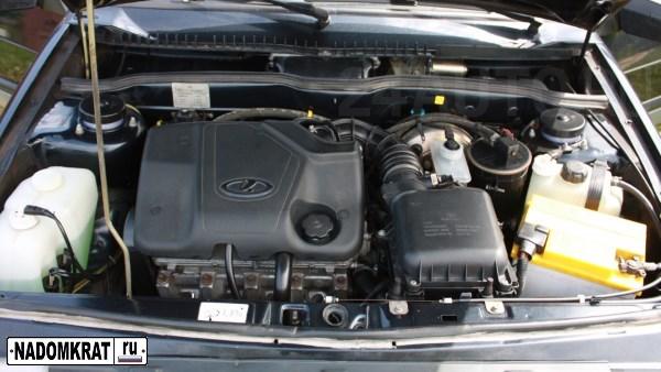 двигатель ваз 2114 8 клапанов