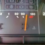 Быстро греется на жаре и включается вентилятор на ВАЗ 2113