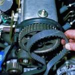 Замена ременя ГРМ на 8 клапанном двигателе ВАЗ 2114