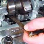 Порядок регулировки клапанов на ВАЗ 2106 своими руками