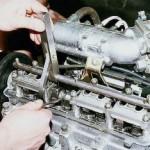 Порядок регулировки клапанов на ВАЗ 2109 своими руками