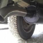 Глушитель Стингер для модернизации выхлопной системы ВАЗ 2114