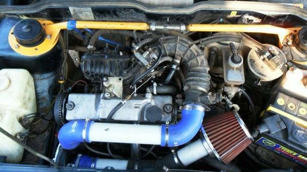 турбированный двигатель ваз 2114