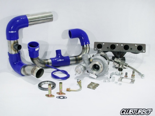 turbo kit garret 1752 - Турбокит на ваз 8 кл