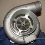 Установка турбины на 8 клапанный двигатель ВАЗ 2114