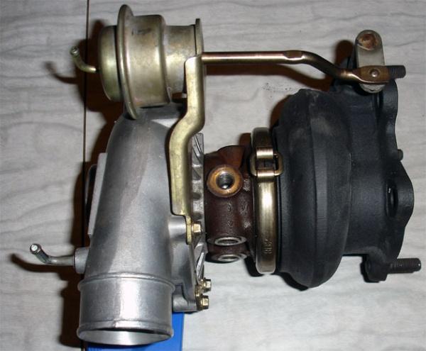 турбокомпрессор vf22