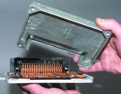 Электронный управляющий блок в ВАЗ 2114