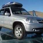 Размеры шин и дисков Chevrolet Niva — таблицы размеров