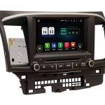 Штатные автомагнитолы с GPS-навигатором