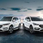Новые модели брендовых авто Hyundai Tucson