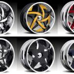 Выбираем колесные диски на лето